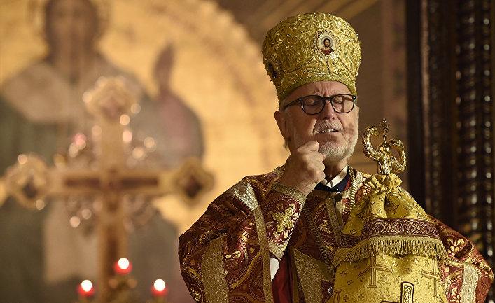Архиепископ Русской Православной Церкви в Западной Европе Жан де Шариуполис