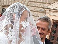 Свадьба К. Собчак и К. Богомолова