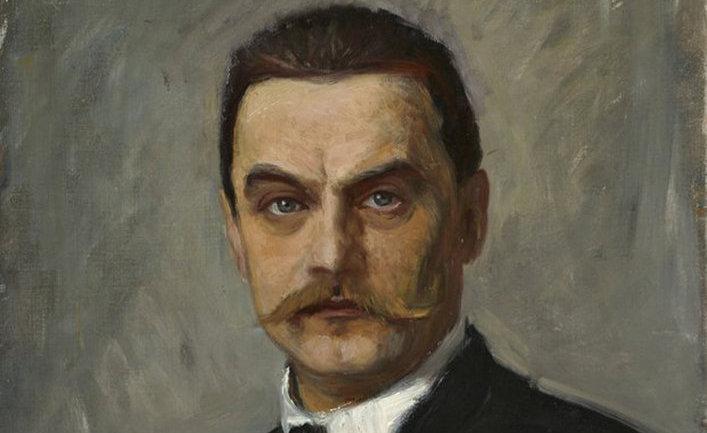 Портрет художника Альберта Эдельфельта