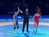 Айсулуу Тыныбекова - чемпион мира