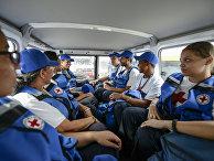 Врачи в Каракасе, Венесуэла