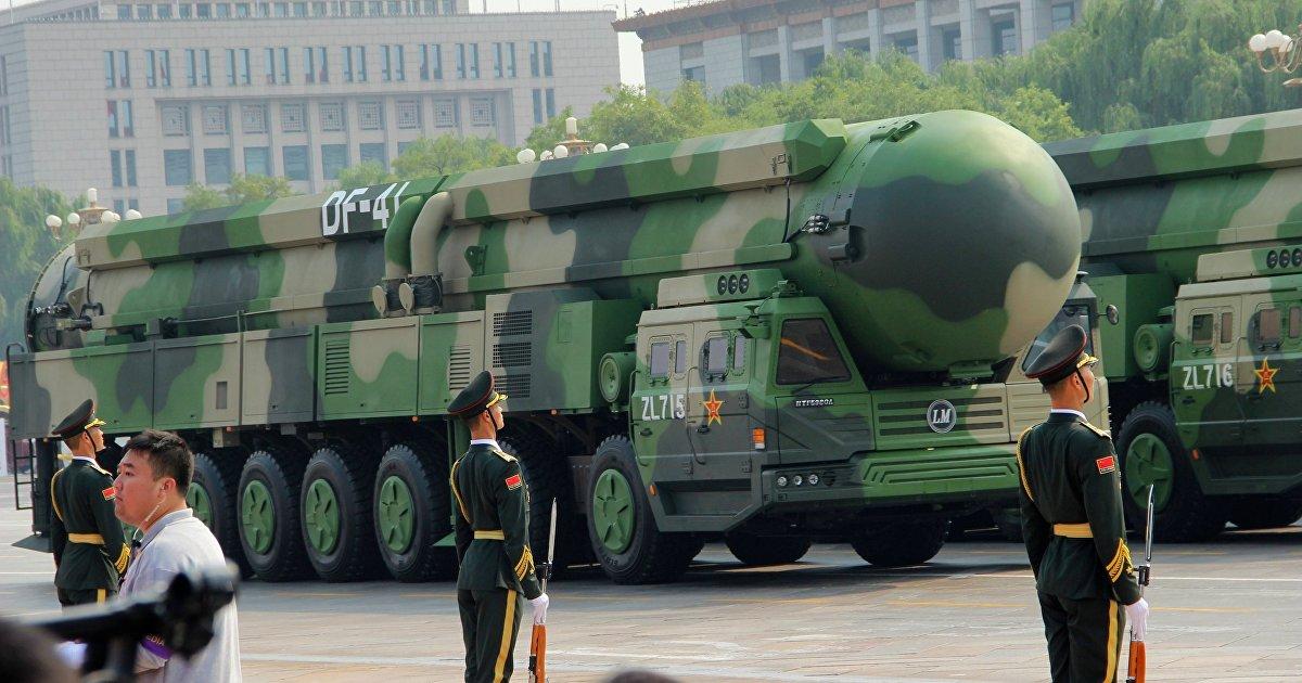 Американская разведка: Китай наращивает ядерные силы по российской модели (The Washington Times, США) (The Washington Times)