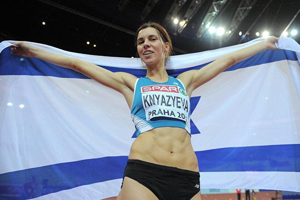 Украинская и израильская легкоатлетка, специализирующаяся в прыжках в длину и в тройном прыжке Анна Князева-Миненко