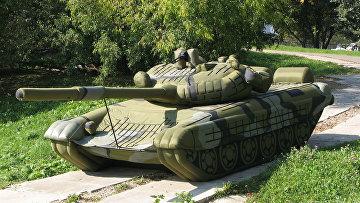 Надувные макеты военной техники появятся на вооружении российской армии