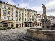 Площадь Рынок — исторический центр Львова