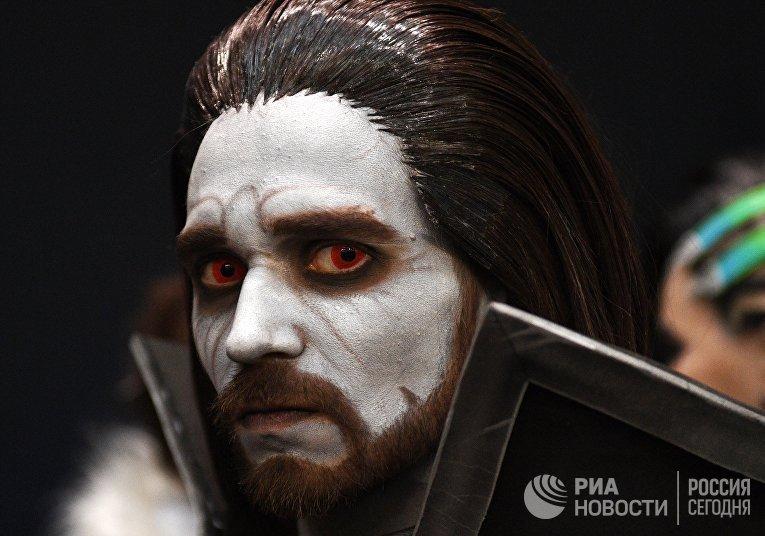 Выставка «Игромир» Comic Con Russia