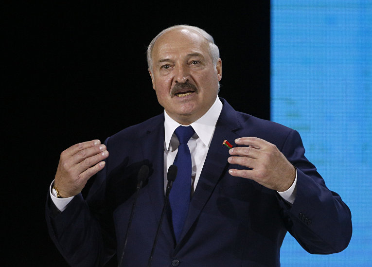 Президент Беларуси Александр Лукашенко