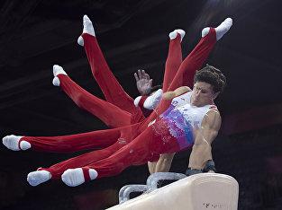 Российский гимнаст Артур Далалоян