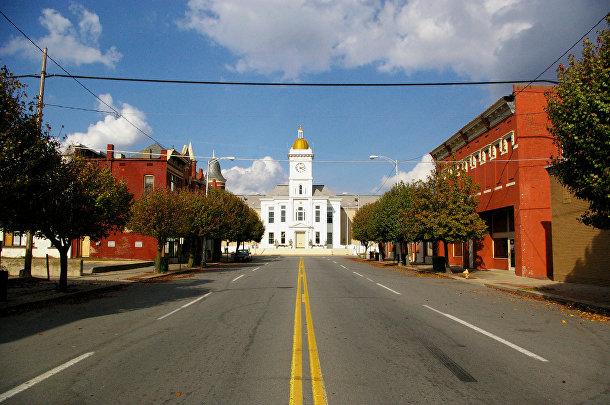Пайн-Блафф, Арканзас