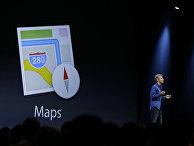 Презентация Apple Maps