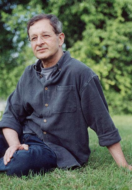 Венгерский писатель Петер Надаш