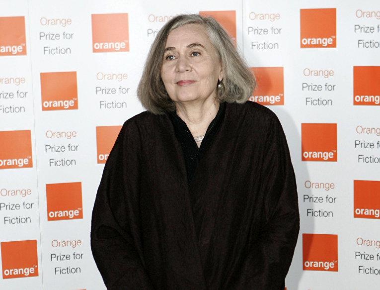 Американская писательница Мерилин Робинсон