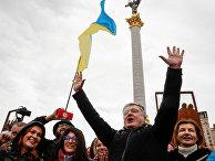 Бывший президент Украины Петр Порошенко