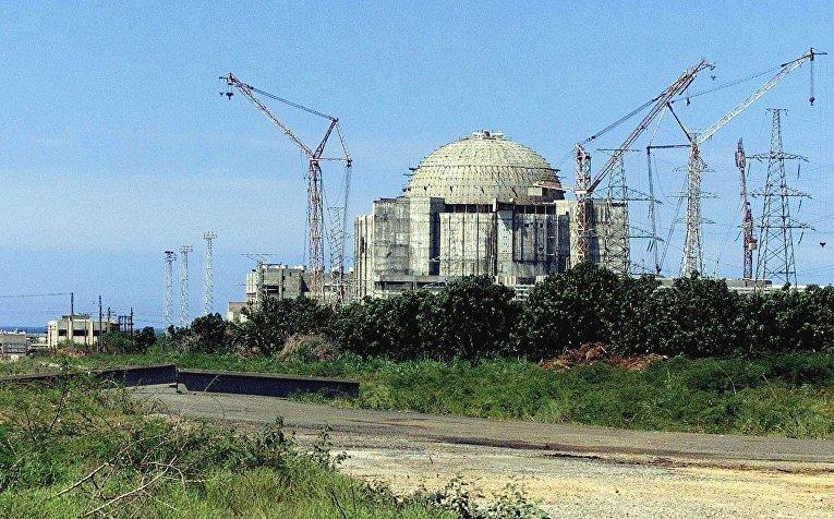 АЭС Хурагуа на Кубе
