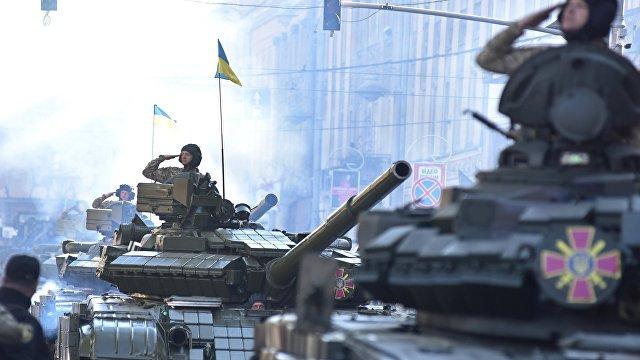 Daily Mail (Великобритания): кризис на Украине в шаге от войны. Говорят британцы.