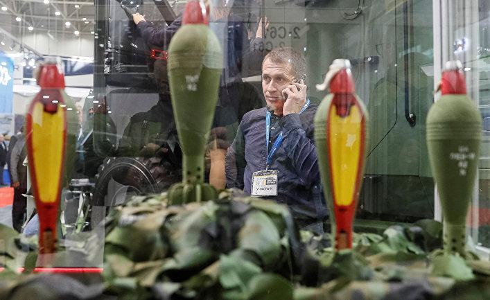 Выставка «Оружие и безопасность — 2019» в Киеве