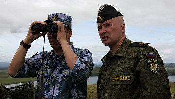 """Российско-китайские морские учения """"Морское взаимодействие - 2015"""""""