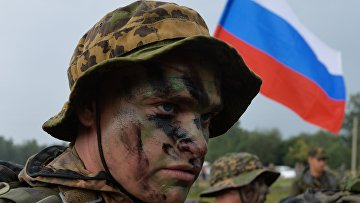 Международные армейские игры в Новосибирской области