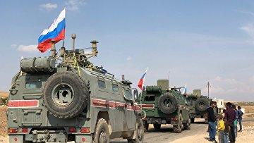 Военная полиция России в Сирии