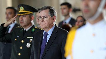 Посол США в Турции Дэвид М. Саттерфилд
