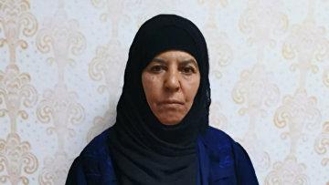 Сестра аль-Багдади Расмия Авад
