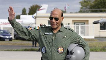 Министр обороны Индии Раджнатх Сингх