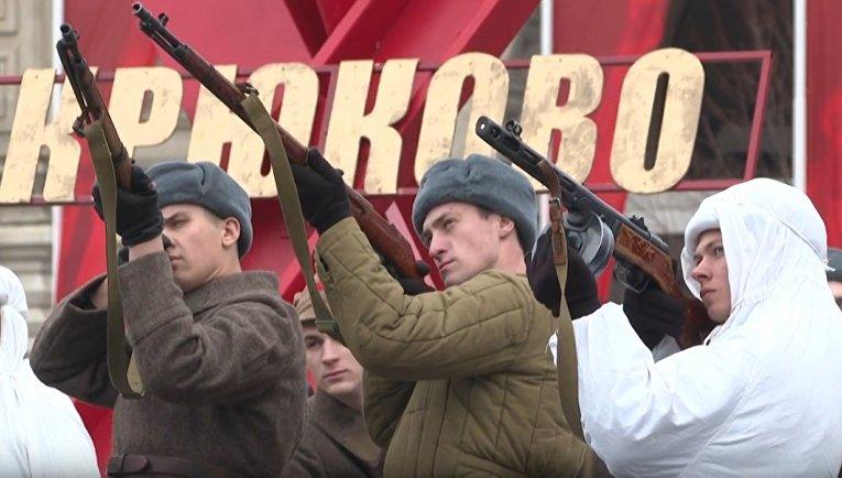 Отличный парад, Россия!