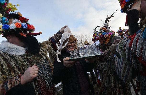 Праздник в Чехии