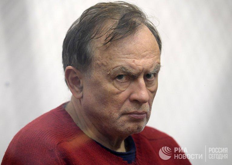 Избрание меры пресечения подозреваемому в убийстве преподавателю СПбГУ О. Соколову