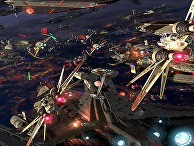 Кадр из фильма «Звёздные войны. Эпизод III: Месть ситхов»