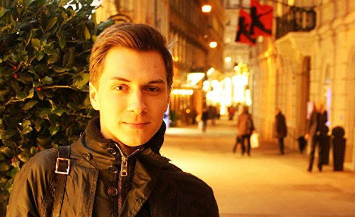 Алексей Бурков. Архивное фото