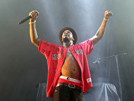 Американский рэпер YG