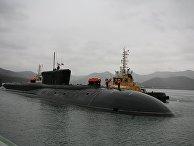 """Тихоокеанский флот пополнился стратегической АПЛ """"Александр Невский"""""""