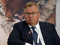 Исполнительный директор ВТБ Андрей Костин