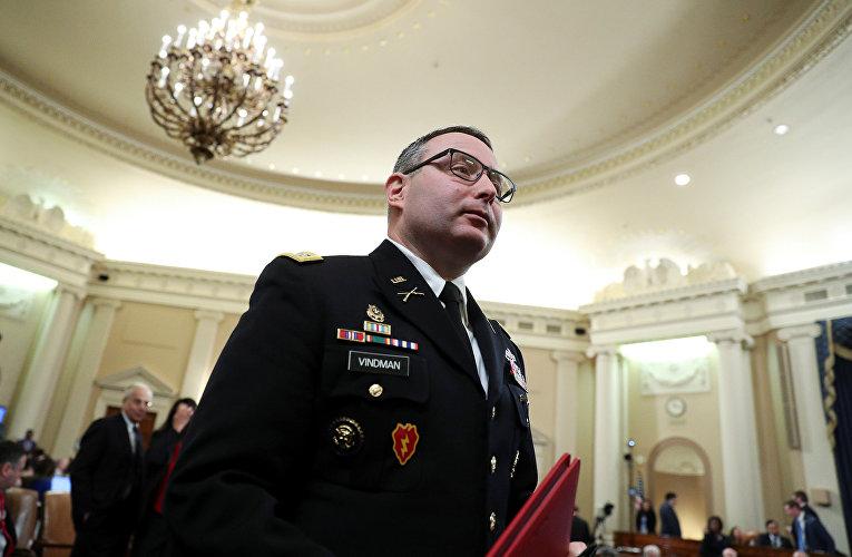 Эксперт Совета национальной безопасности по Украине подполковник Александр Виндман