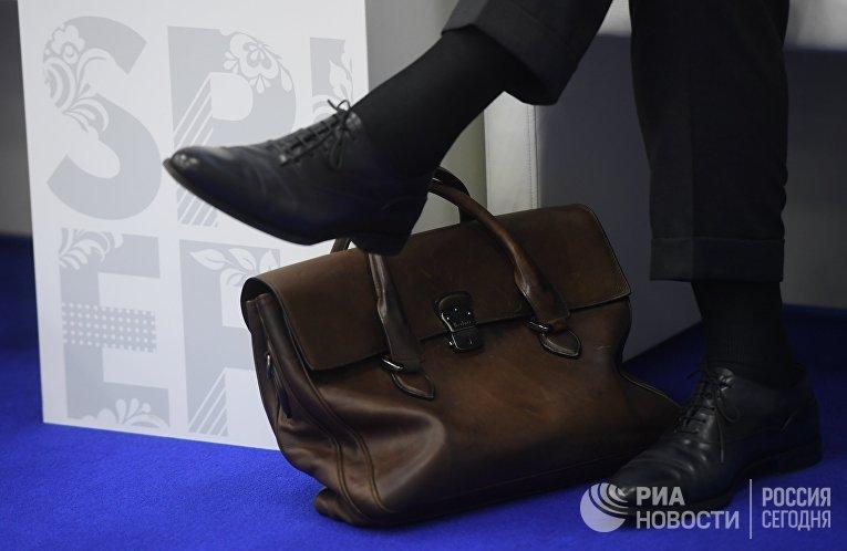 Петербургский международный экономический форум. День первый