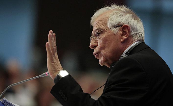Глава МИД Испании Жозеп Боррель