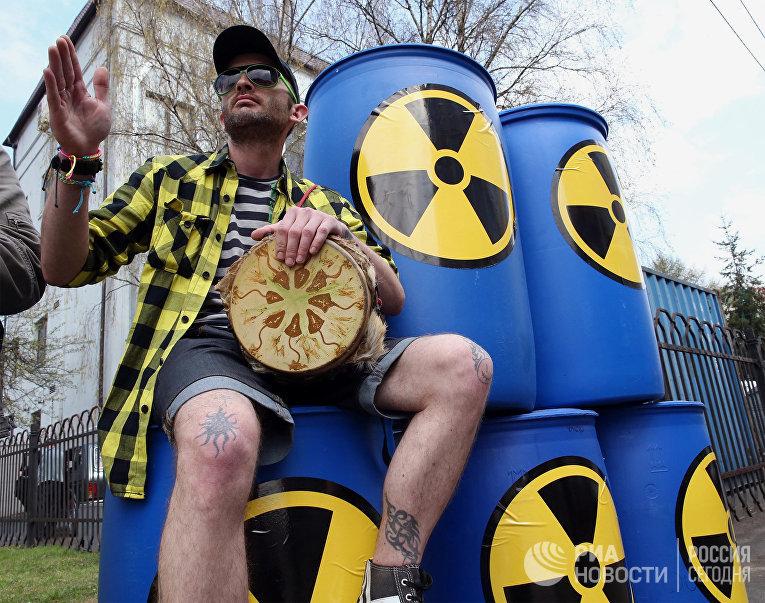 Калининградские экологи изгруппы «Экозащита!»