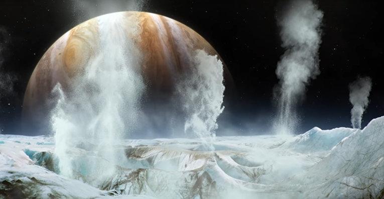 Water Vapor Plumes on Europa