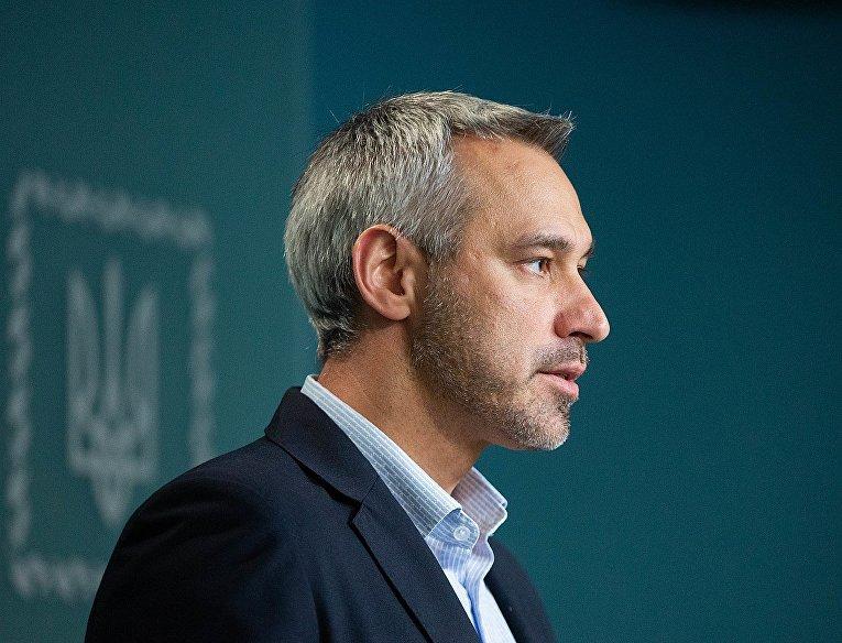 Генеральный прокурор Украины Руслан Рябошапка