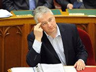 Вице-премьер-министр Венгрии Жолт Шемьен