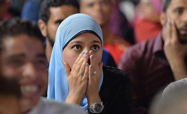 Жители Каира, Египет