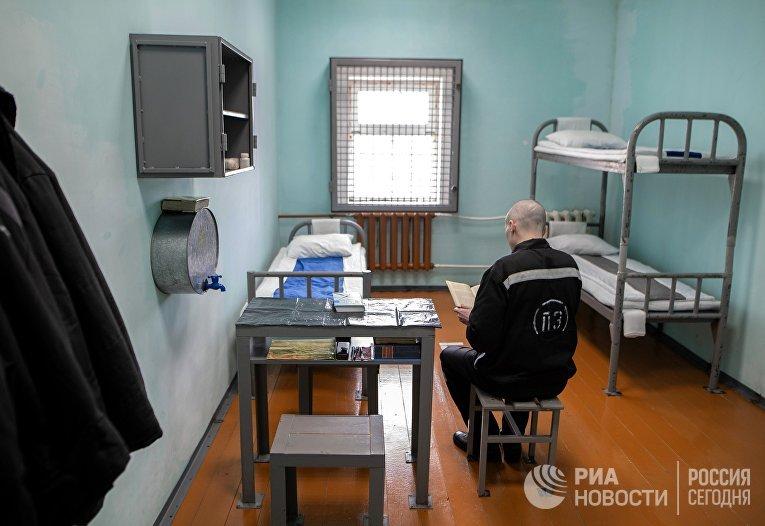 Исправительная колония №6 в Мордовии