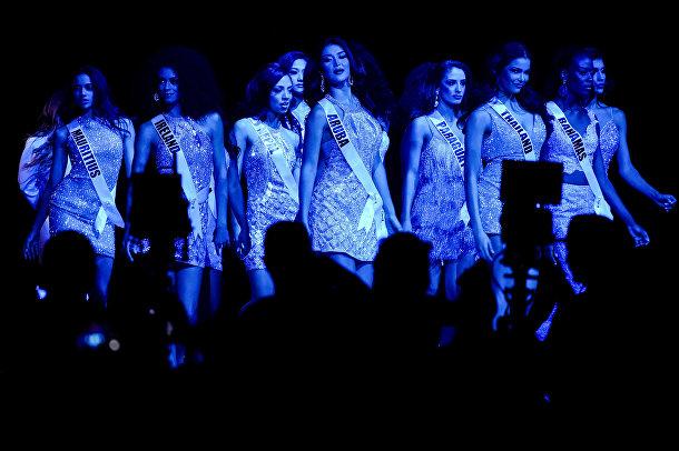 Участницы конкурса «Мисс Вселенная»— 2019