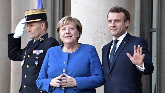 Украина: Важно, чтобы Париж и Берлин актуализировали свою политику в отношении России (Le Monde, Франция)