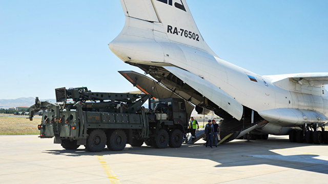 Cumhuriyet (Турция): у США все та же повестка дня по С-400