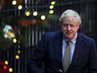 Премьер-министр Великобритании Борис Джонсон после победы на всеобщих выборах