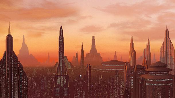 Основание Галактической республики