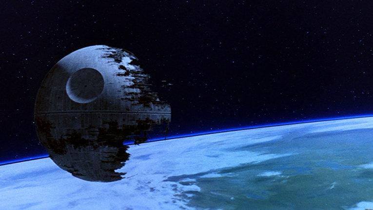 Начало строительства второй Звезды смерти
