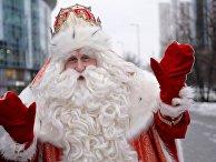 Всероссийский Дед Мороз посетил Екатеринбург